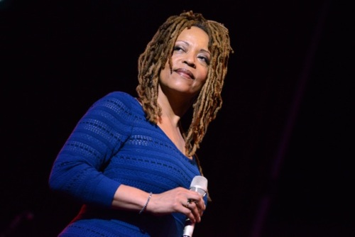 Cassandra Wilson at the Highline Ballroom, NYC on Jan. 13.