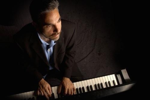 Pianist Mike LeDonne