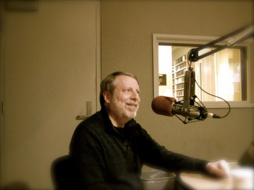 Interview at Capitol Public Radio, Sacramento, 2-28-15