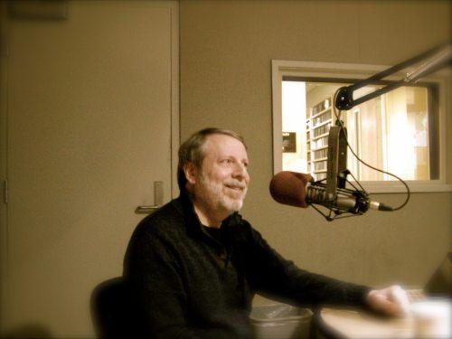 Interview at Capitol Public Radio, Sacramento, 2-28-15