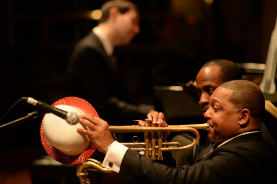 """Wynton Marsalis: Profoundly Grateful"" – DownBeat profile, Dec. 2012 My profile of Wynton Marsalis, from DownBeat, Dec. 2012"