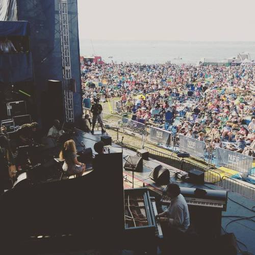 Cassandra Wilson at Newport 2015