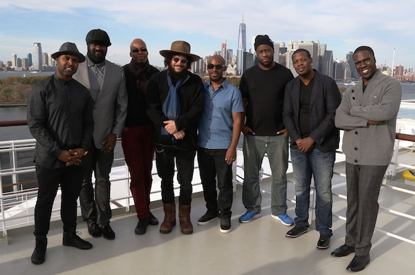 Gregory Porter and All-Stars Celebrate Blue Note Records' 75th Anniversary at Sea (DownBeat, Dec. 2015)