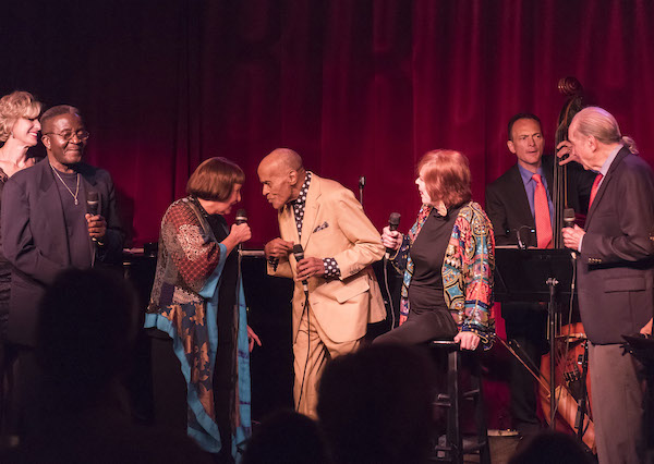 Bebop royalty join new vocal jazz group in historic vocalese summit (DownBeat, 9/22/15)