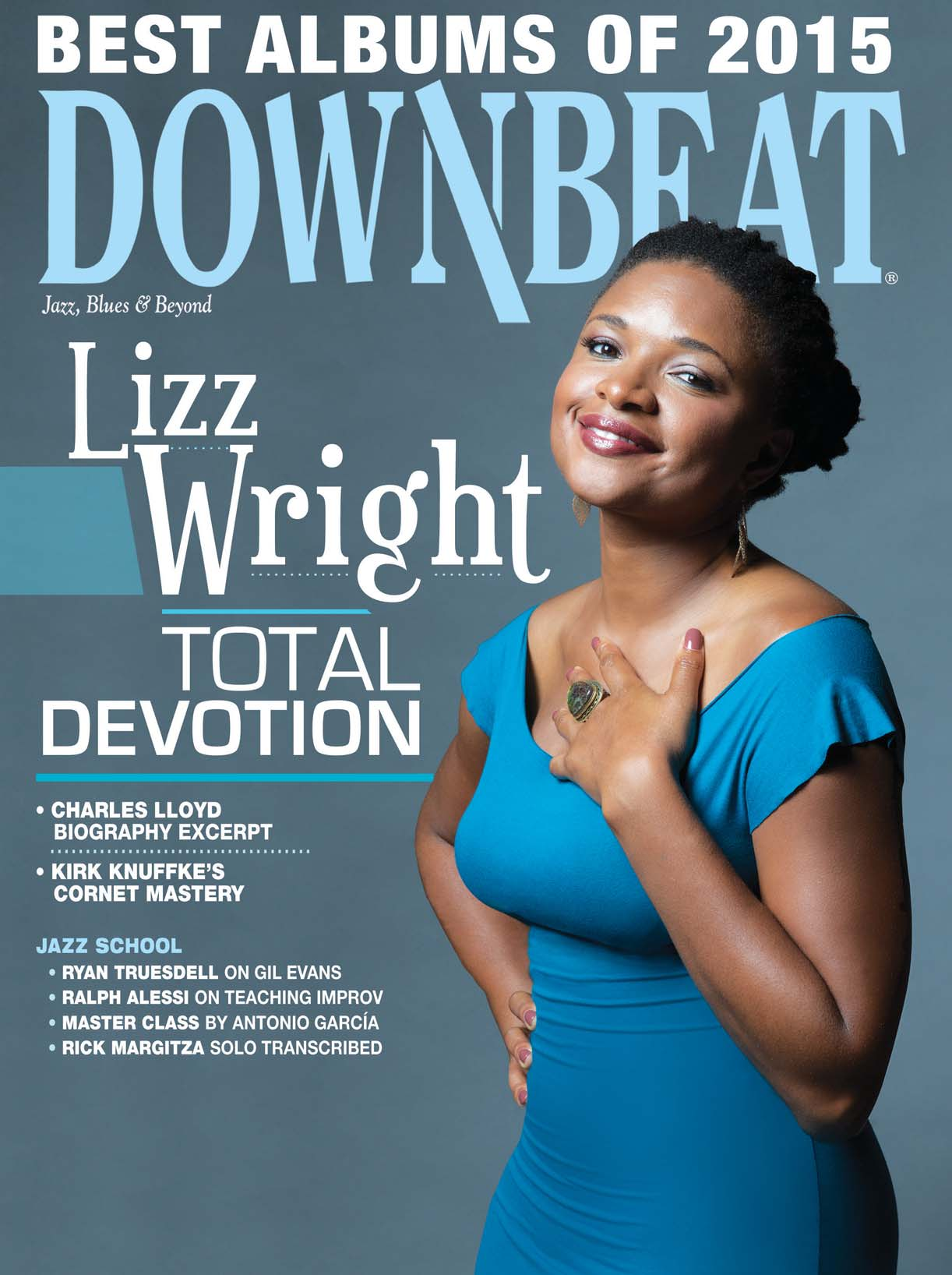 Lizz Wright: Total Devotion (DownBeat, Jan. 2016)