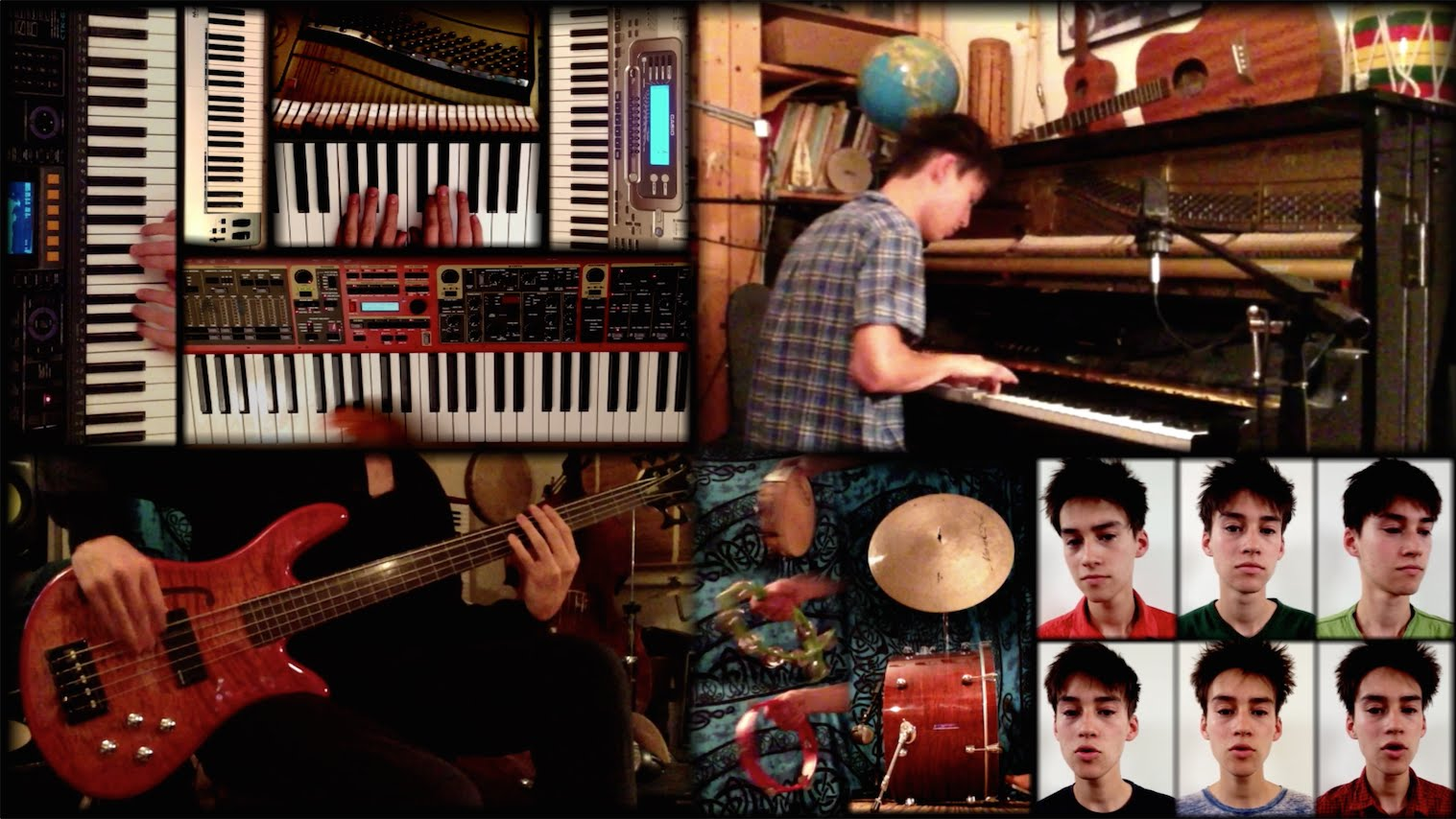 Jacob Collier YouTube