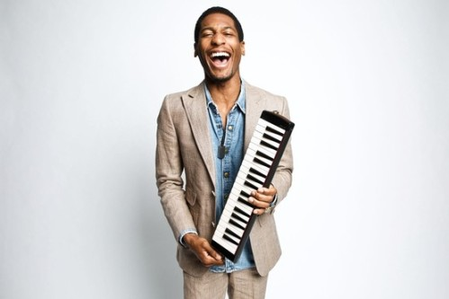 Jon Batiste Chats About His Favorite Jazz Xmas Albums (DownBeat.com Dec 9, 2016)