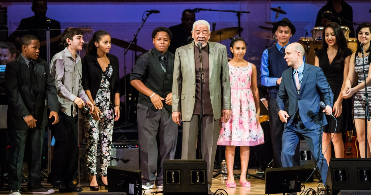 Bill Withers Returns to Spotlight for Carnegie Hall Tribute (DownBeat, 10/6/15)