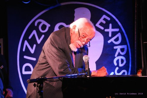 Barry Harris-Pizza Express